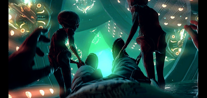 Alieni approfondimenti